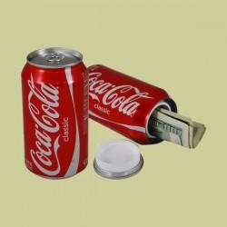 Coca Cola con depósito