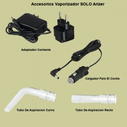 Accesorios Vaporizador Solo Arizer