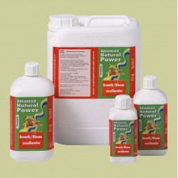 Natural Power Additive - Growth/Bloom Excelerator (250ml-500ML-1L-5L)