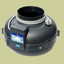Extractor PK-125mm - 230/360m³/h