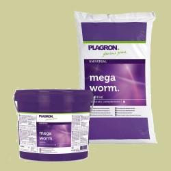 Humus Mega Worm Plagron 1/5/25L