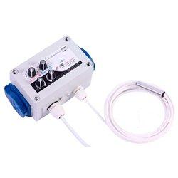 Controlador GSE temper humed y presion negativa (2 FAN) 2A