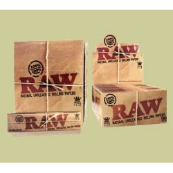 Raw King Size Slim Caja 50 Libritos