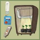 Kits Led Armarios de Cultivo