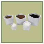Macetas Textiles y Biodegradables