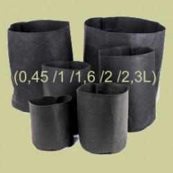 Macetas Textiles ROOT POUCH PROPAGACION (0,45/1/1,6/2/2,3L)